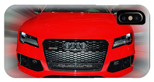 Audi Quattro Rs7 2014 IPhone Case