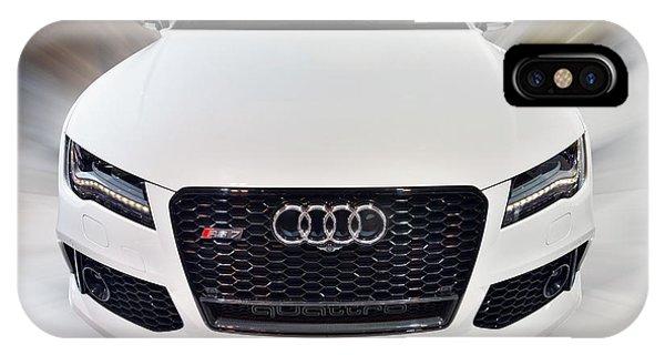Audi  R S 7 Quattro 2014 IPhone Case