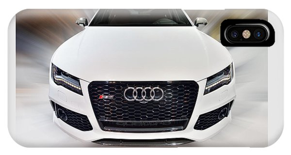Audi  R S 7 Quattro 2014 IPhone Case