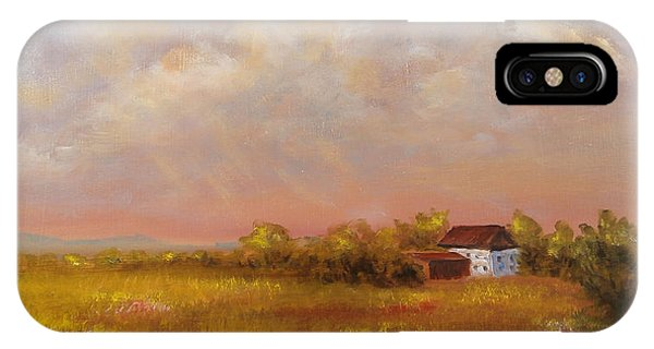 August Afternoon Pa IPhone Case