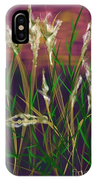 August Breath IPhone Case