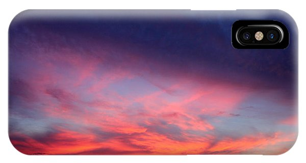 August Light IPhone Case
