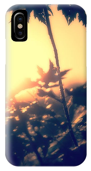 August Memories IPhone Case