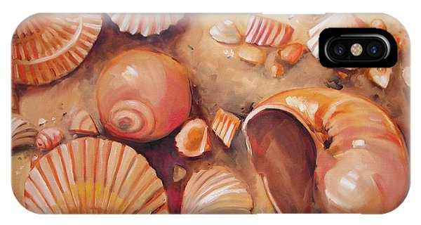 August Shells IPhone Case