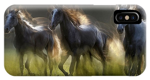 Double iPhone Case - Aura by Milan Malovrh