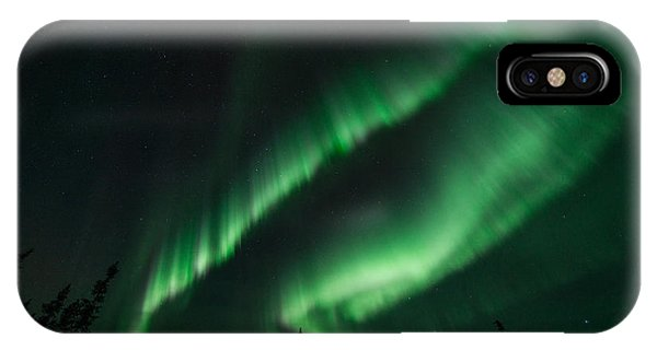 Aurora Curtain IPhone Case
