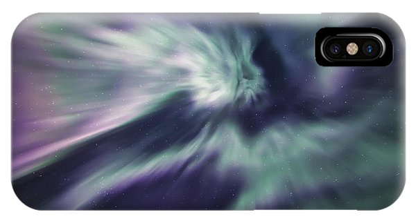 Aurora Sky IPhone Case