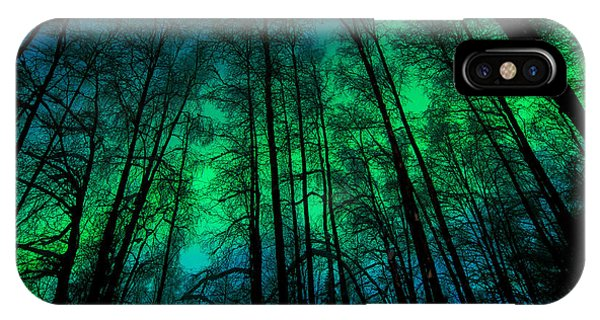 Aurora Tija IPhone Case