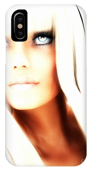 iPhone Case - Aurya by Sandra Bauser Digital Art
