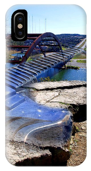Austin Bridge Of Music And Art IPhone Case