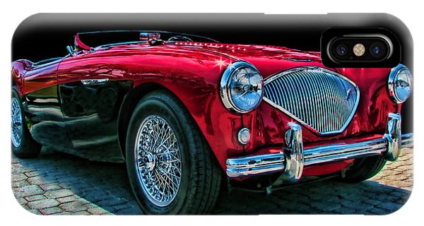 Austin Healey 100m IPhone Case