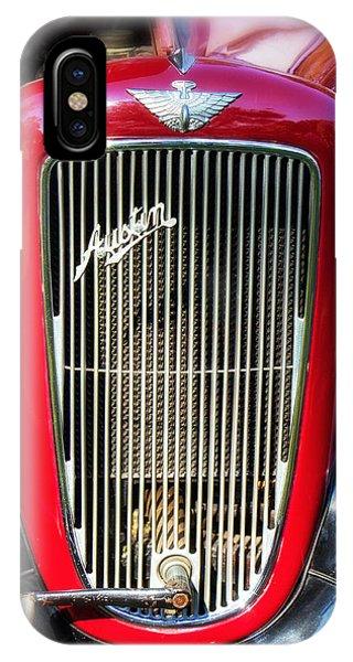 Austin Motor Company IPhone Case