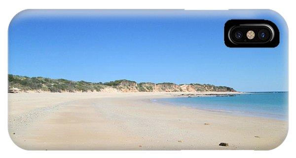 Australian Beach IPhone Case