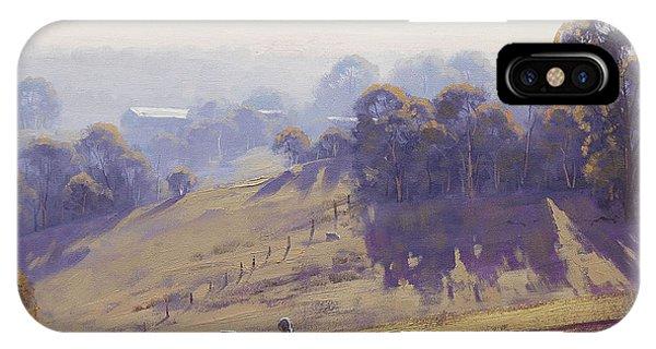 Victoria iPhone Case - Australian Oil Painting by Graham Gercken