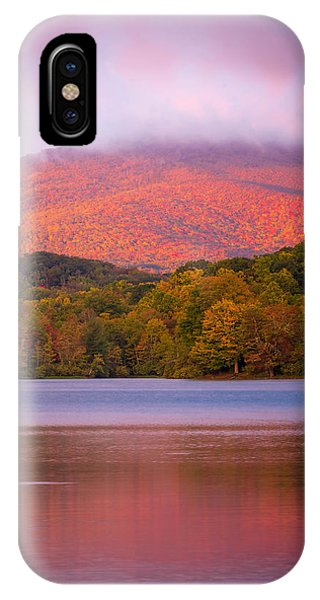 Autum Glow IPhone Case