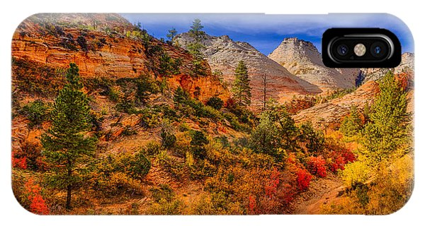 Autumn Arroyo IPhone Case