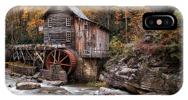 Autumn At The Mill IPhone Case