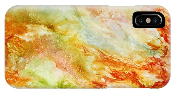 Autumn Breeze Phone Case by Rosie Brown