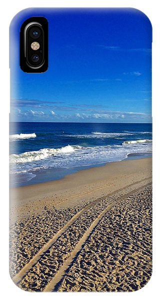 Autumn Carolina Beach IPhone Case