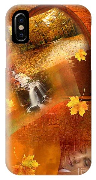 Autumn Dream IPhone Case