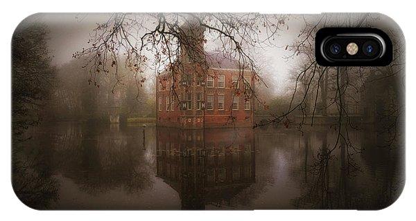 Castle iPhone X Case - Autumn Dream by Saskia Dingemans