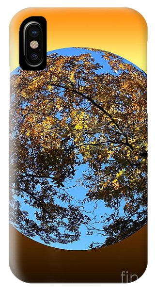 Autumn Ecstacy IPhone Case