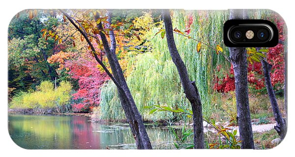 Autumn Fantasy IPhone Case