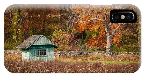 Autumn Getaway IPhone Case