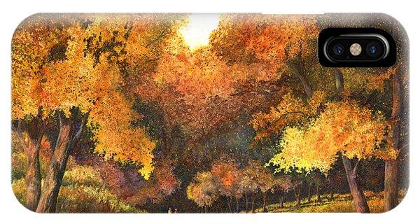 Autumn Glory IPhone Case