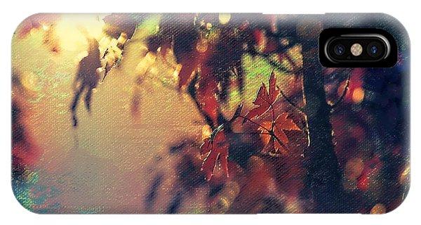 Autumn Glow IPhone Case