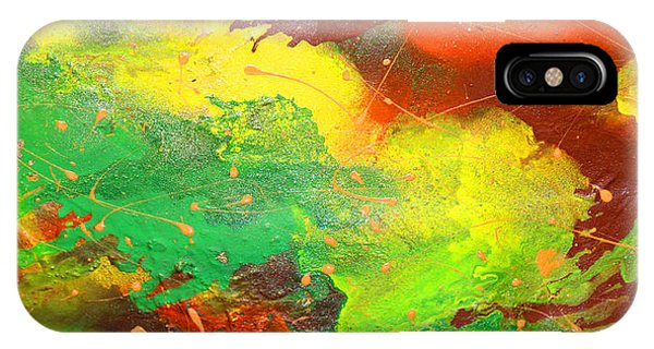 Autumn Grace IPhone Case