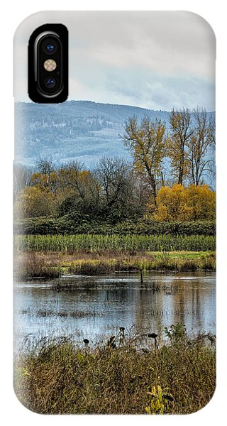 Autumn Haven IPhone Case