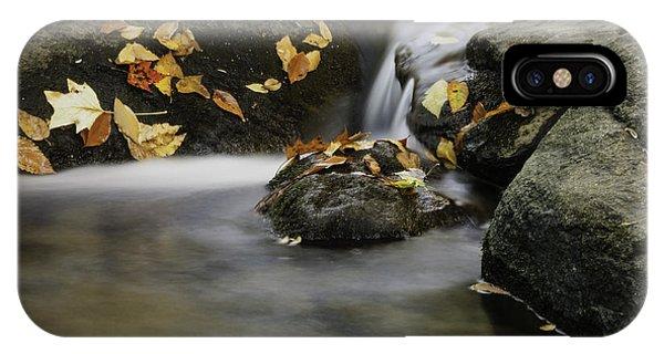 Autumn In Hackelbarney II IPhone Case