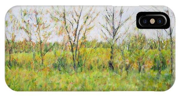 Autumn In Kentucky IPhone Case