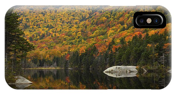 Autumn In Kinsman Notch IPhone Case