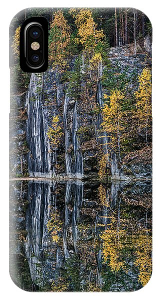 Autumn Lanscape 5 IPhone Case