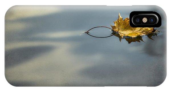 Autumn Leaf IPhone Case