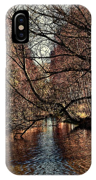 Autumn Light By Leif Sohlman IPhone Case