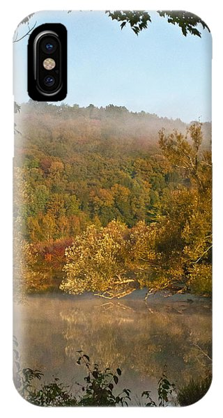 Autumn Morning In Coventry IPhone Case