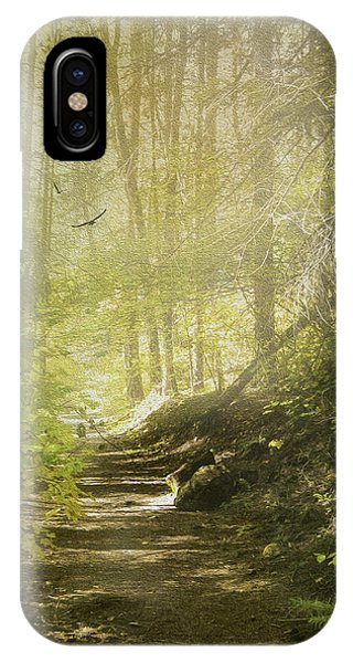 Autumn Myst IPhone Case