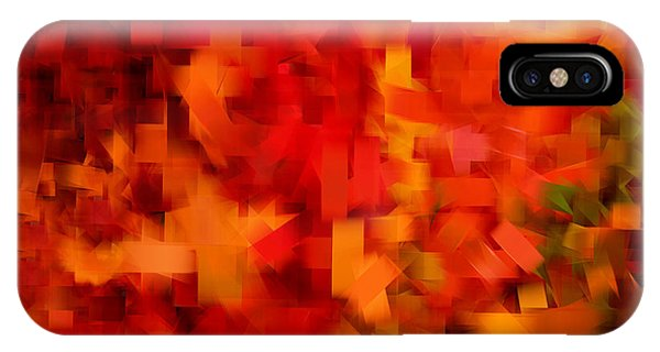 Fall Colors iPhone Case - Autumn On My Mind by Lourry Legarde
