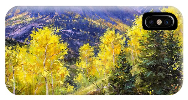 Autumn Overlook Phone Case by Bill Inman