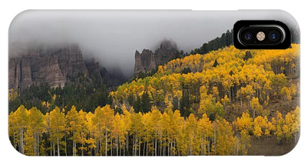 Autumn Panoramic IPhone Case