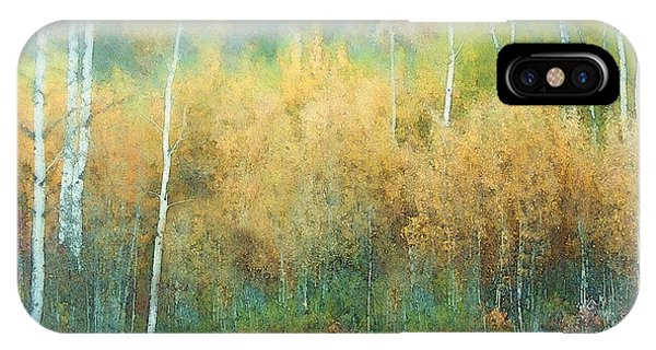 Autumn Pastels IPhone Case