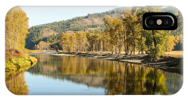 Autumn Reflections 2 Phone Case by Curtis Stein
