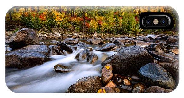 Autumn Rush IPhone Case