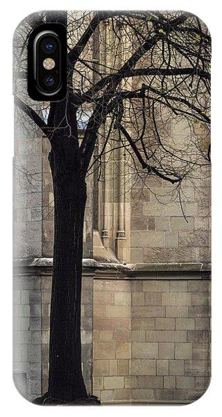 Autumn Silhouette IPhone Case