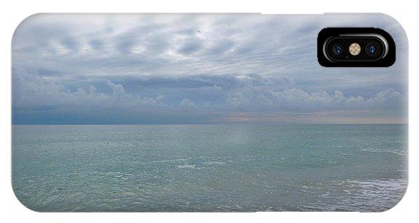 Autumn Clouds IPhone Case