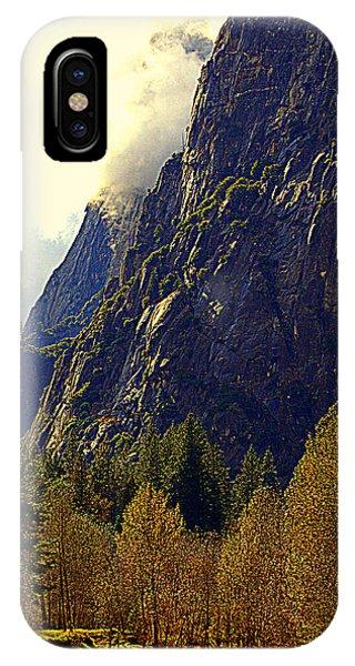 Autumn Sun Glow IPhone Case