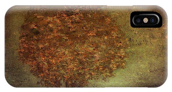 Autumn Tree Phone Case by Nel Talen